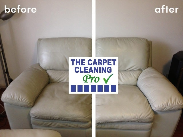 Leather Sofa Cleaning Service | Baci Living Room